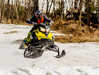 Lutsen Midwest Extreme Snowmobile Challenge